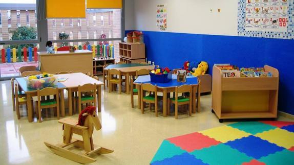 234 menores han obtenido plaza en las escuelas infantiles municipales y el SAPI Nanets