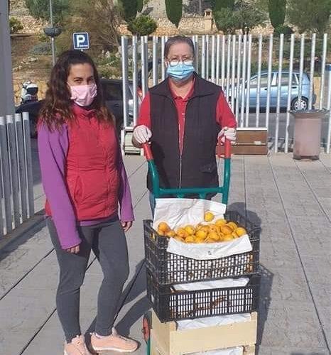 Empresas y Particulares solidarios «nutren» el «Programa de Alimentos»