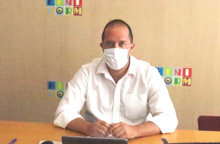 El PSOE de Benidorm exige la puesta en marcha de un plan de limpieza y desinfección en centros educativos