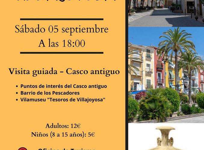 Propuestas de ocio en la comarca del 31 de agosto al 6 de septiembre