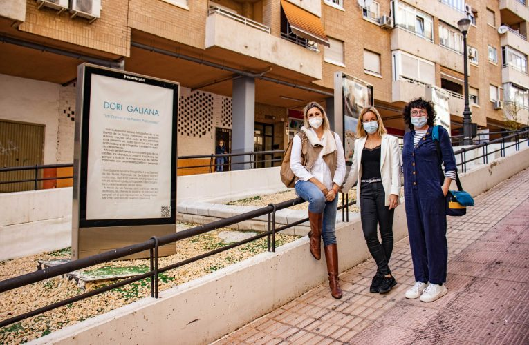"""Dori Galiana expone su visión de """"les Festes Majors Patronals"""" en Benidorm"""