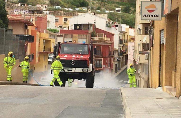 Callosa d'en Sarrià multiplica su tasa de contagios por COVID-19