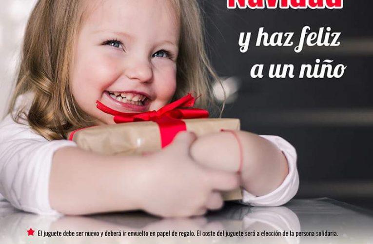 """La Campaña Solidaria """"Regala un juguete en Navidad"""" comienza hoy en La Nucía"""