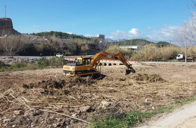Altea anuncia una actuación de la Conselleria de Transición Ecológica en el río Algar