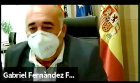 Gabriel Fernández (PSOE) cuestiona algunas decisiones de la Generalitat «el pueblo de Polop no tendría que haber sido confinado»