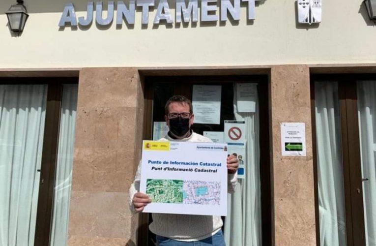 El Ayuntamiento de Confrides / L'Abdet ya tiene Punto de Información Catastral