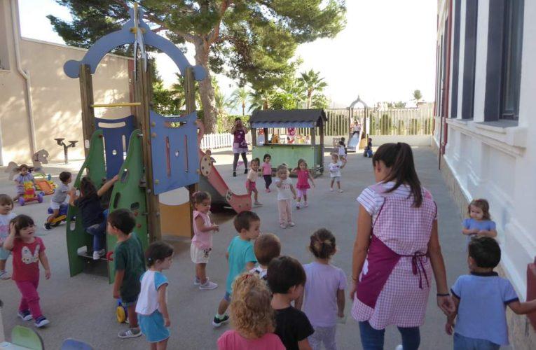 """Abierto el plazo de solicitudes de plaza para L'Escola Infantil """"El Bressol"""""""
