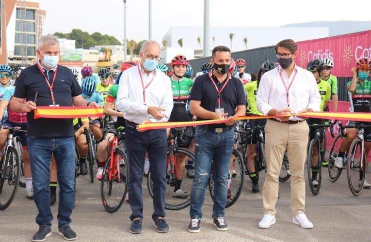 El Campeonato de España de Ciclismo en Carretera que impulsa la Diputación recala hoy y mañana en La Nucía