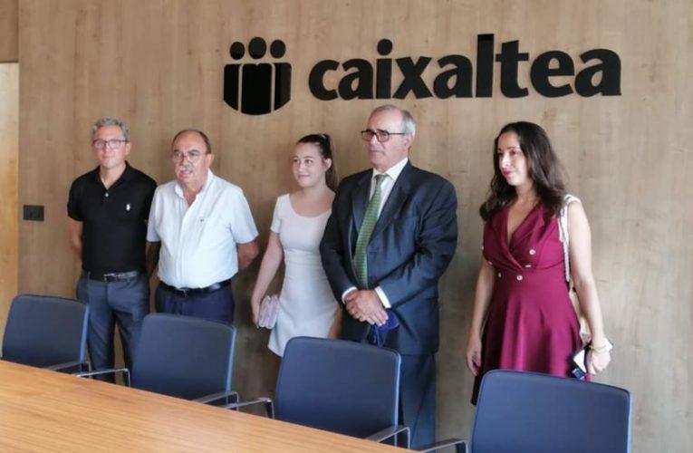 Caixaltea inaugura sus nuevas oficinas centrales